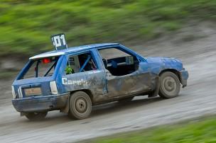 Autocross Hoch-Ybrig 2014 - Sven Horath, Unteriberg mit Opel Corsini