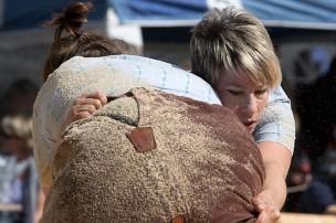 Frauenschwingen Marbach 2014 - Sonia Kälin