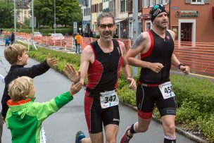 Zytturm Triathlon 2016 - Alexander Davies, Obfelden