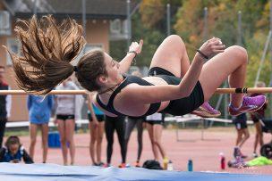 Bündner LA EK Meisterschaften 2017 in Chur, Hochsprung