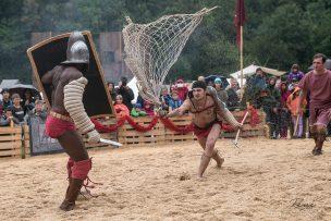 Römerfest Augusta Raurica 2018 - Gladiatoren